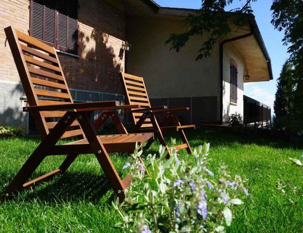Garden of Villa Donatelli